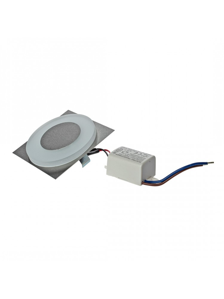 Laiptų pakopų LED šviestuvas  POLAR 0,6W