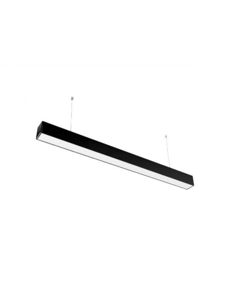 Linijinis šviestuvas ALD 120 30W 4500K juodas