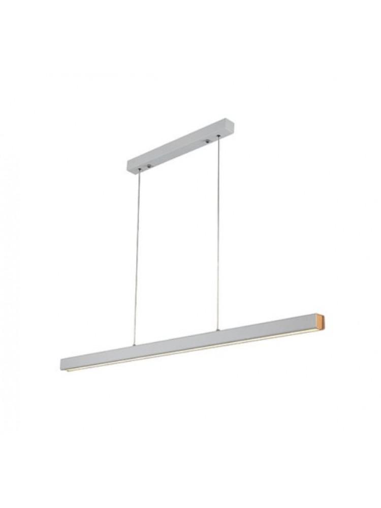 Pakabinamas šviestuvas LINEA 100cm , baltos spalvos