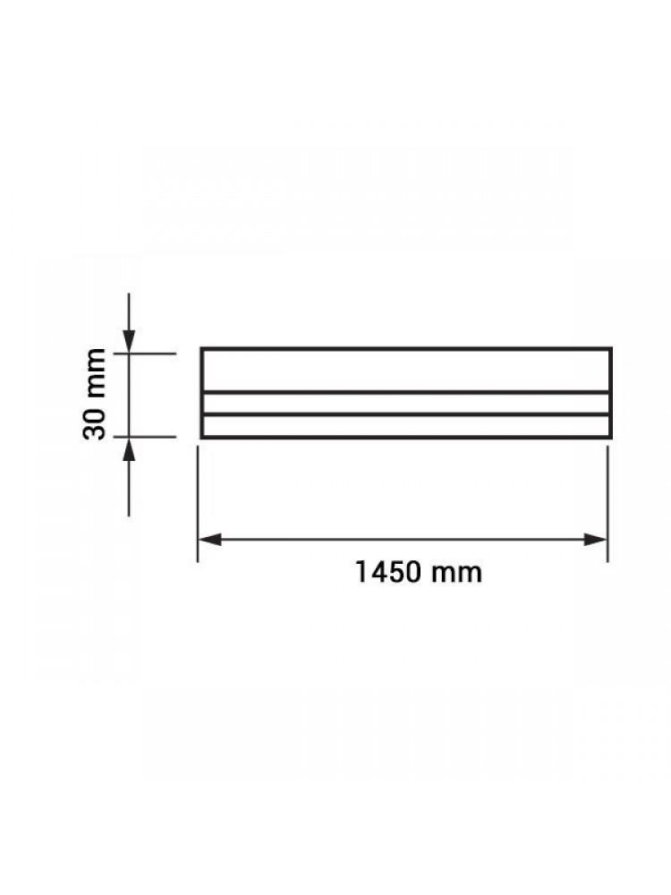 LED T5 šviestuvas 20W