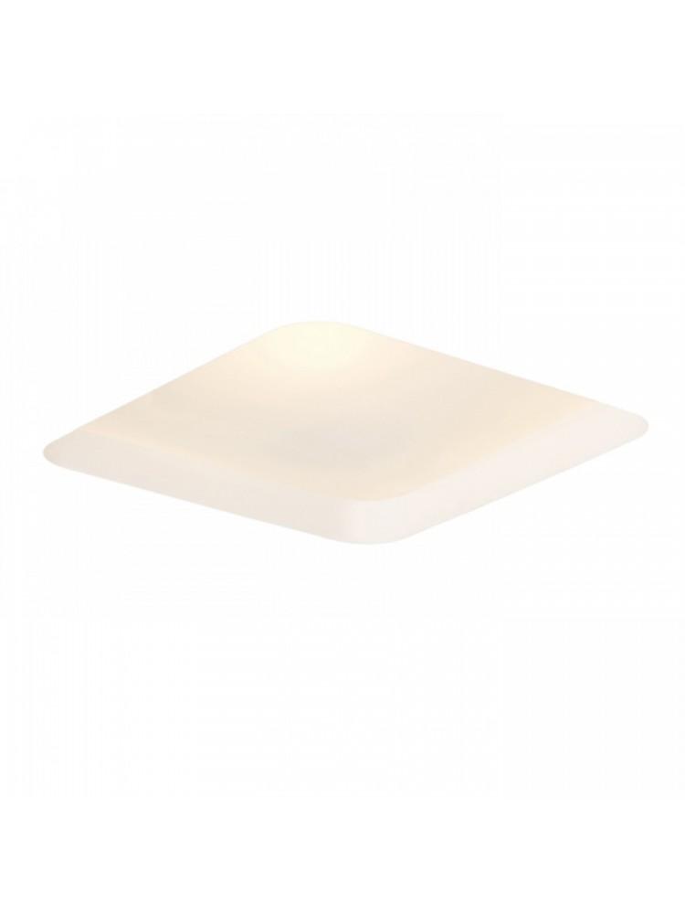 Įmontuojamas šviestuvas, užglaistomas, gipsinis + termoplastikas MIA SQ