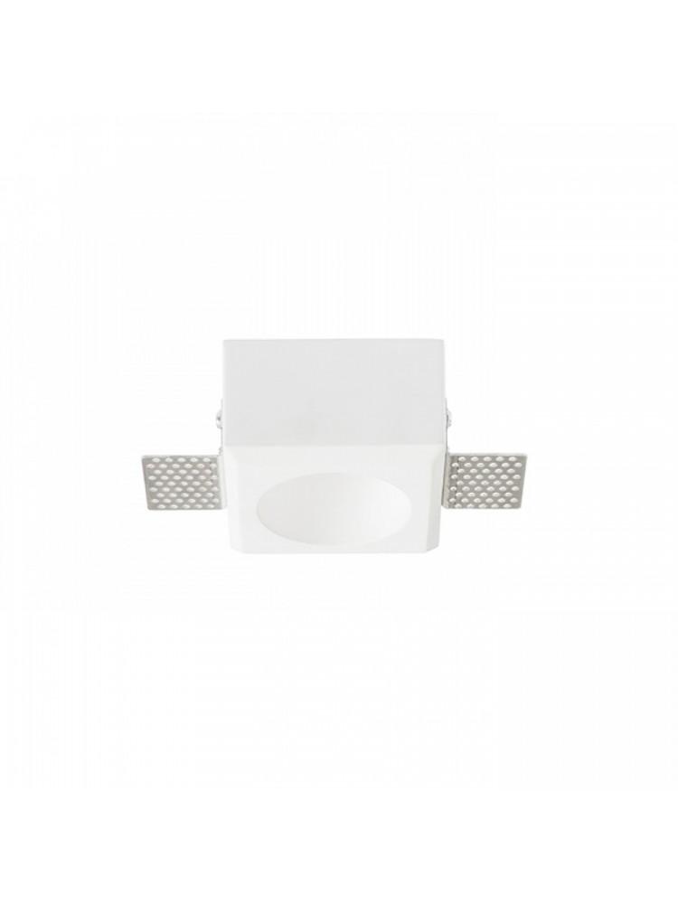 Įmontuojamas šviestuvas, užglaistomas, gipsinis  QUO R