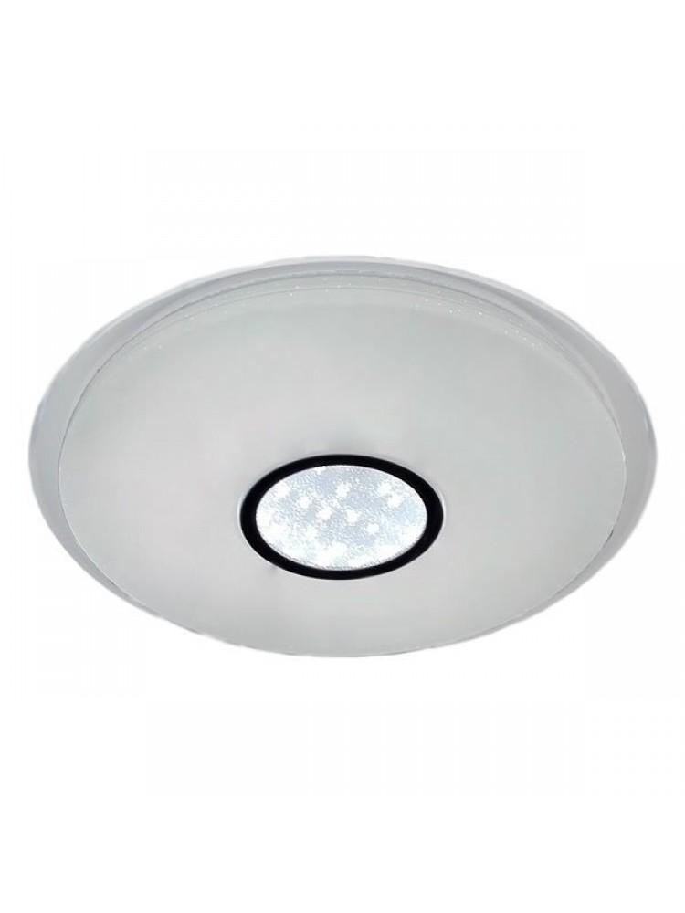 40W LED paviršinis šviestuvas, montuojamas prie lubų, 3000K-6000K su pulteliu